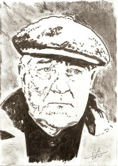 Jean Gabin by malolo